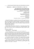 Sindechites oliv. – chi bổ sung cho hệ thực vật Việt Nam