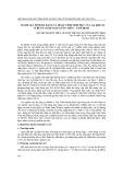 Đánh giá tính đa dạng và hoạt tính sinh học của xạ khuẩn ở rừng ngập mặn Xuân Thủy - Nam Định