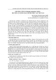 Ghi nhận mới loài Rungia sarmentosa valeton – họ ô rô (acanthaceae) cho hệ thực vật Việt Nam