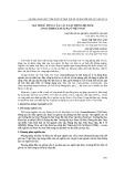 Giá trị sử dụng của các loài trong họ xoài (Anacardiaceae r. br.) ở Việt Nam