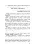 Đặc điểm hình thái và phân tử của vi khuẩn Xenorhadus sp. X-7TN cộng sinh với tuyến trùng Steinernema longicaudum phân lập ở Tây Nguyên, Việt Nam