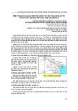 Hiện trạng đa dạng sinh học khu vực quy hoạch bảo tồn vùng nước nội địa Sông Mã, tỉnh Thanh Hóa