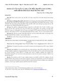Khảo sát tần suất và nhu cầu điều trị rối loạn cương trên bệnh nhân đái tháo đường típ 2