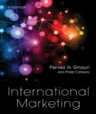 Ebook International marketing (4/E): Part 2 - Pervez N. Ghauri