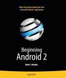 Beginning android 2: Part 1