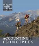 Accounting principles (10/E): Part 2