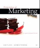 Principles of marketing (14/E): Part 1