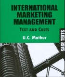 Ebook International marketing management: Part 1