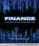 Ebook Finance - A quantitative introduction: Part 1 - Nico Van Der Wijst