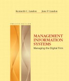 Management information systems (12/E): Part 1