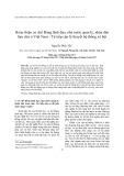 Hoàn thiện cơ chế Đảng lãnh đạo, nhà nước quản lý, nhân dân làm chủ ở Việt Nam - Từ tiếp cận lý thuyết hệ thống xã hội