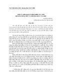 Thử lý giải bi kịch Mêđê dưới góc nhìn phê bình nữ quyền và phê bình phân tâm học - Nguyễn Thị Mỹ Lộc