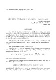 Một tương tự của định lý Nevanlinna - Cartan P-Adic
