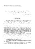 Xây dựng cơ sở giảng dạy và nghiên cứu khoa học nhi khoa tại cộng đồng xã Hương Hồ