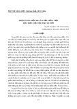 Thuật toán kiểm tra âm tiết tiếng Việt dựa trên luật cấu tạo âm tiết