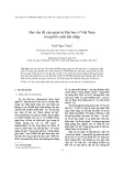Hai vấn đề của quản trị Đại học ở Việt Nam trong bối cảnh hội nhập - Trịnh Ngọc Thạch