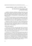 Đa dạng sinh học vi khuẩn lam ở hồ Dầu Tiếng