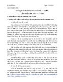Bài giảng Khái quát sự hình thành và phát triển của triết học Mác - Lê – Nin