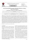 Selected yield and qualitative parameters of broccoli in dependence on nitrogen, sulfur, and zinc fertilization