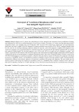 """First report of """"Candidatus Phytoplasma solani"""" on a new host marigold (Tagetes erecta L.)"""