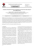 Evaluation of the genetic diversity of pomegranate accessions from Turkey using new microsatellite markers