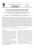 Short-term effects of warming treatment and precipitation manipulation on the ecophysiological responses of Pinus densiflora seedlings