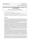 TCVN 5603-1998: Quy phạm thực hành về những nguyên tắc chung về vệ sinh thực phẩm