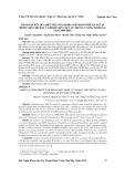 Đánh giá kết quả điều trị ngoại khoa bệnh giãn phế quản tại Bệnh viện Chợ Rẫy và Bệnh viện Cấp cứu Trưng Vương trong 10 năm (1998-2007)