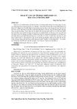 Hoại tử cơ cấp tính do nhiễm khuẩn: Báo cáo 2 trường hợp