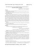 Yếu tố tiên lượng tử vong ở trẻ mắc hội chứng thực bào máu tại Bệnh viện Nhi Đồng 2 (2002-2008)