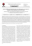 Genetic variability and relationship studies in new Indian papaya (Carica papaya L.) germplasm using morphological and molecular markers