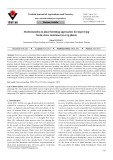 Modernization in plant breeding approaches for improving biotic stress resistance in crop plants