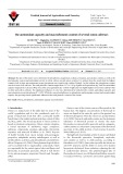 The antioxidant capacity and macroelement content of several onion cultivars