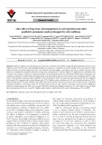After-effect of long-term soil management on soil respiration and other qualitative parameters under prolonged dry soil conditions