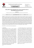 Yield, quality, and growing degree days of anise (Pimpinella anisum L.) under different agronomic practices