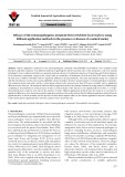 Efficacy of the entomopathogenic nematode Heterorhabditis bacteriophora using different application methods in the presence or absence of a natural enemy