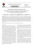 Major quantitative trait loci for flowering time in lentil