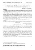 Nhận thức, thái độ, thực hành phòng chống muỗi truyền bệnh sốt xuất huyết của cộng đồng, cán bộ y tế và biện pháp can thiệp tại Hà Nội (2004-2006)