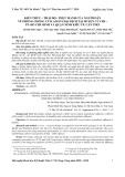 Kiến thức - thái độ - thực hành của người dân về phòng chống cúm A H1N1 đại dịch tại huyện Củ Chi - TP Hồ Chí Minh và quận ninh kiều TP. Cần Thơ