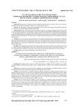 Các yếu tố liên quan đến tuân thủ quy định về kiểm tra môi trường lao động, khám sức khỏe định kỳ của các đơn vị sử dụng lao động tại Bình Dương năm 2009