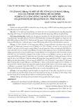 Tỷ lệ mang HBsAg và một số yếu tố nguy cơ mang HBsAg của các thành viên trong hộ gia đình: Nghiên cứu cộng đồng tại một xã miền trung (xã Quỳnh Đôi, huyện Quỳnh Lưu, tỉnh Nghệ An)