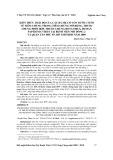 Kiến thức thái độ của các bà mẹ có con dưới 1 tuổi về tiêm chủng trong tiêm chủng mở rộng, thuốc chủng phối hợp, thuốc chủng rotavirus, human papiloma virus tại Bệnh viện Nhi Đồng 2 và quận Tân Phú TP. Hồ Chí Minh năm 2009