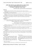 Kiến thức phòng ngừa bệnh sởi của thân nhân tại khoa nhiễm Bệnh viện Nhi Đồng 2 từ tháng 11/2009 đến tháng 4/2010