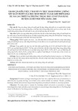 Đánh giá kiến thức, thái độ và thực hành phòng chống sốt xuất huyết của học sinh trước và sau khi triển khai dự án can thiệp tại trường trung học cơ sở Tân Hưng huyện Cái Bè tỉnh Tiền Giang, 2009