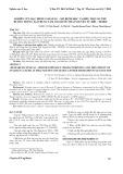 Nghiên cứu đặc điểm lâm sàng - mô bệnh học và điều trị ung thư buồng trứng tại trung tâm ung bướu thái nguyên từ 2005-T8/2010
