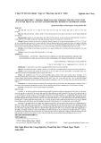 Khảo sát kiến thức - thái độ - hành vi về việc tầm soát ung thư cổ tử cung của nữ nội trợ từ 18-65 tuổi tại Thành phố Hồ Chí Minh từ 25/2/2008 đến 11/5/2008