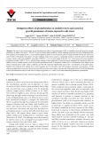 Mitigation effects of glycinebetaine on oxidative stress and some key growth parameters of maize exposed to salt stress