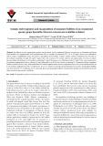 Somatic embryogenesis and encapsulation of immature bulblets of an ornamental species, grape hyacinths (Muscari armeniacum Leichtlin ex Baker)