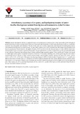 Distribution, occurrence of cry genes, and lepidopteran toxicity of native Bacillus thuringiensis isolated from fig tree environments in Aydın Province