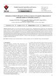 Utilization of related wild species (Echinacea purpurea) for genetic enhancement of cultivated sunflower (Helianthus annuus L.)